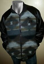 MENS Rocawear Jacket 2XL Full Zip NWT with Logo MSRP $168