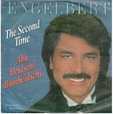 "181  7"" Single: Engelbert - The Second Time / Aba Heidschi Bumbeidschi"