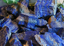 Lapis lazuli 1/2 LB Lot Gemstones Minerals Specimens Cabbing Rough Lapidary