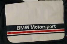 """bmw motorsport messenger bag 17"""""""