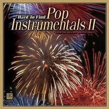 Hard to Find Pop Instrumentals, Vol. 2 by Various Artists (CD, Apr-2003, Eric)
