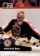 1991 Pro Set Patrick Roy #304 Hockey Card