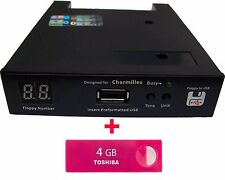 Floppy Drive to USB Converter for Charmilles Robofil 190 , 440 CC (1.44mb )