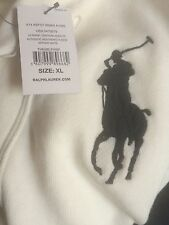 Brand New Ralph Lauren Polo Genuine USA Limited Edition Shawl Neck XL Cardigan