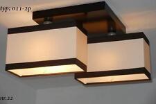 """Neu LED Deckenleuchte Designerleuchte Deckenlampe Leuchte """"Monaco"""" Lampe 2t WOW"""