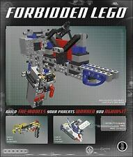 "PILEGAARD/DOOLEY ""FORBIDDEN LEGO"" 2009 PB ED VG+ MODELS YR PARENTS WARNED ABOUT"