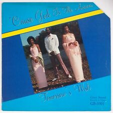 TOMORROW'S WISH: Cause God is Answer GLORY BOUND lp Black Gospel Funk Soul MP3