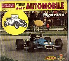 Album fugurine Panini Storia dell'automobile 1971
