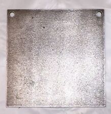 "AR500 Steel Target Square Gong 1/2"" X 12"""