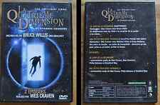 Dvd La 4e dimension, the twilight zone, 2 épisodes, couleur