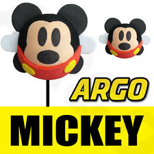 DISNEY MICKEY MOUSE RED BLACK BEE STING AERIAL ANTENNA TOPPER BALL TOY CAR PEN