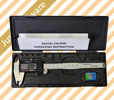 ELECTRONIC DIGITAL CALIPER VERNIER LCD stainless steel hardened 150mm