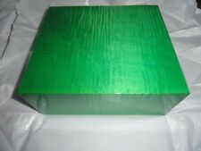 Elie Bleu Fruit Green Pistachio Sycamore  Humidor 50  Count new in original box