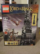 LEGO Lord of the Rings Tower of Orthanc Set 10237 RETIRED New in Sealed Box Ents