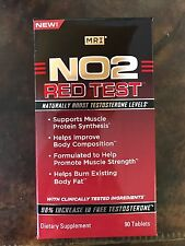 Test Red Mri NO2 -90 tab, Testosterone boost, Muscle growth, low body fat