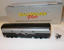 Bachmann Plus 31222 - US B Unit (EMD F7B) (Powered) New York Central, Boxed (H0)