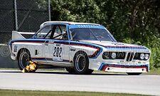 1973 BMW 3.0 CSL Coupe Vintage Classic Race Car Photo CA-1069