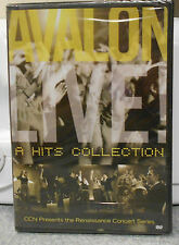 AVALON LIVE A HITS COLLECTION ( DVD 2008)  BRAND NEW