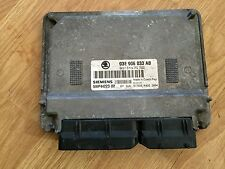 Audi VW Skoda Seat ecu immo off/ removed SIEMENS 03E 906 033 AB 03e906033ab