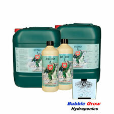 HOUSE AND GARDEN HYDRO A & B 1L VAN DE ZWAAN HYDROPONIC NUTRIENTS