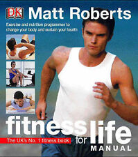 Fitness for Life Manual,GOOD Book