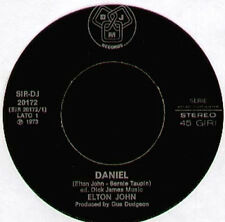ELTON JOHN - Daniel / Have Mercy On The Criminal - DJM