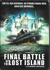 DVD ZONE 2--FINAL BATTLE OF THE LOST ISLAND--GORSKI/KOUTRAE