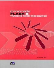 Macromedia Flash 5: Training from the Source and ActionScript Reference Guide