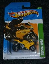 2012 HOT WHEELS DUCATI 1098 12/15 TREASURE HUNTS '12