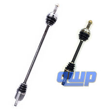 2 New Front CV Axle Left + Right For 98-02 Accord 2.3L 4cyl Automatic AT Only
