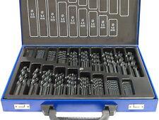 SYTO24, 170pcs HSS-R twist drill set 1-10mm, black finished