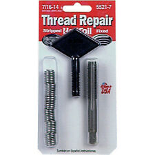 Helicoil 5521-7 0.437-14 Inch Coarse Thread Repair Kit