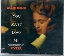 MAXI CD 3 TITRES--BOF / OST EVITA--MADONNA--YOU MUST LOVE ME