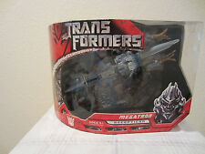 Transformers Hasbro 2007 Movie Voyager Class Decepticon Megatron MISB new