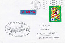 FRENCH RIVER CRUISER MS VIKING BORDEAUX A SHIPS CACHED COVER