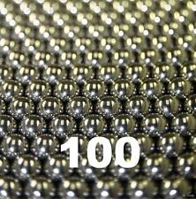 "100 5/16"" Inch G25 Precision 420 Stainless Steel Bearing Balls"