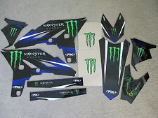 F X  F  X  TEAM  MONSTER  GRAPHICS YAMAHA YZ250F  YZF250  2010  2011  2012  2013