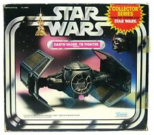 Vintage Star Wars Kenner Darth Vader TIE-Fighter Mint Unused w/Box MIB