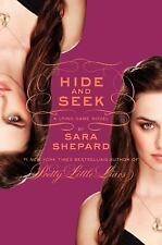 Hide and Seek-Sara Shepard-2012 The Lying Game #4-HC/DJ-Combined shipping