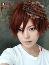 Axis Powers Hetalia APH South Italy 1 Lovino Vargas Short Anime Wig Hair Cosplay