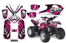 SIKSPAK Polaris Outlaw 50 Graphic Kit Wrap Quad Decal ATV All Years REBIRTH P