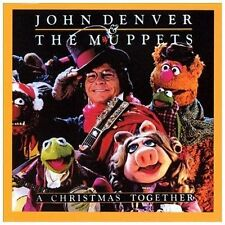 A  Christmas Together by John Denver/The Muppets (CD, Dec-2005, Windstar) NEW