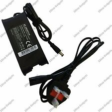 OEM DELL STUDIO XPS 1340 1640 1645 XPS13 XPS16 LAPTOP CHARGER + Mains Cable