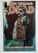 THE WALKING DEAD: THE GOVERNOR SPECIAL Robert Kirkman NM 9.4 AMC Rick Grimes