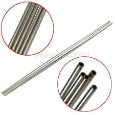 1PC 304 Stainless Steel Capillary Long Rod Tube 50cm ID1.6mm OU 2mm Exhaust Tube