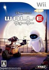 Used Wii Wall-E  Nintendo JAPAN JP JAPANESE JAPONAIS IMPORT