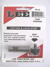 LEE 90110 CASE TRIMMER CUTTER & LOCK STUD