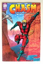 """Comic Book: Canyon Issue #1, 1995: """"CHASM, Guardian of Grand Canyon"""" (Un-Read)"""