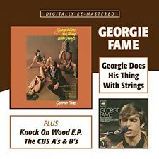 GEORGIE FAME - GEORGIE DOES HIS THING 2 CD NEU