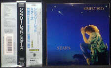 2 ercd simply red-Stars, Ltd. japón-ed., Obi, póster + Remixes